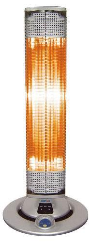 carbon fiber quartz heater