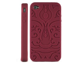 case iphone 4 magenta colour