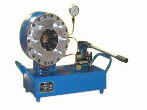 manual hose crimping machine qtd32