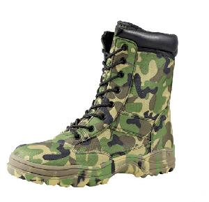 military gears bates boots comouflage cmb007