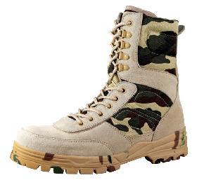 westwarrior bates boots comouflage cmb004