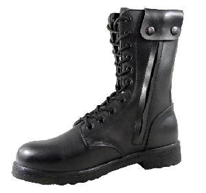westwarrior steel toe side zipper combat boots wcb028