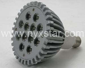 power par38 led spotlight 800lm