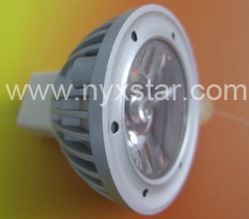led spotlight 3pcs leds 3w power dc12v voltage 185 250lm