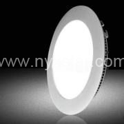 Nyxstar Led Celling Lamp Downlight, Led Side View Strips White Warm White
