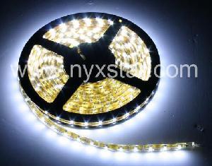 nyxstar led leisten flexible strips lights dc12v 4 8w power 5m roll