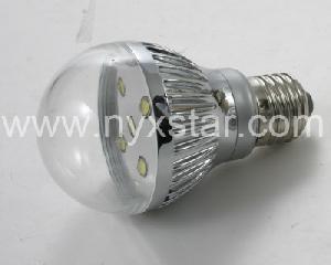 nyxstar led light bulbs lampen 5w power ac 110v 250v voltage brightness