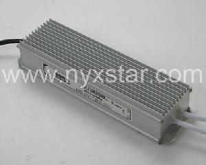 nyxstar led light dc transformer ip65 60w power