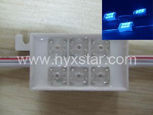 nyxstar led module lighting yl led610 flux 6pcs 0 96w