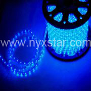 nyxstar led rope lights yl fl4 lichtchlauch 100meters roll ac power