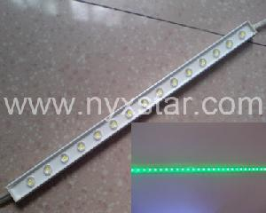 nyxstar led steife leisten epistar middle power chip dc12v alumnious