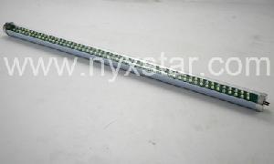 nyxstar t8 led tubes 108pcs dip leds 7w power 540lm