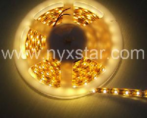 Waterproof Led Strips With 60pcs Leds 4.8w Power 12v Dc Voltage 120degree Angle