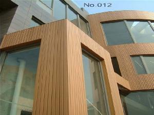 composite exterior wall building