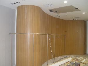composite interior wall panel
