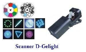 250w robo scanner stage light