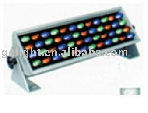 48 1w led wall washer light outdoor