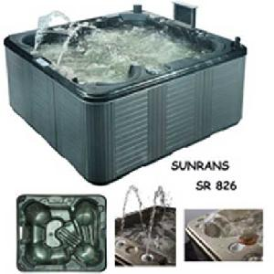 5 persons outdoor spa tub jacuzzi whirlpool sr 826