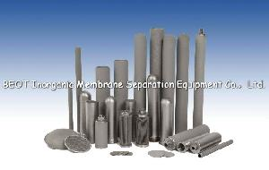 sinter metal powder filters
