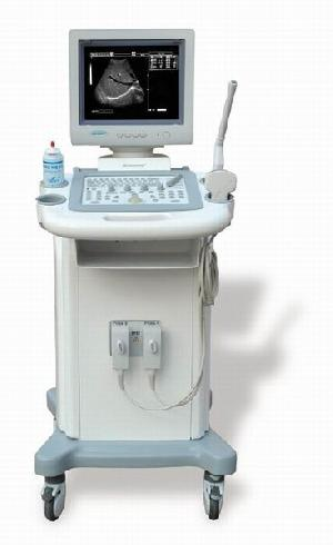 digital trolley ultrasound scanner probes