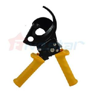 hs 300b ratcheting cable cutter cutting 300mm2 cu al cables fivestar tools