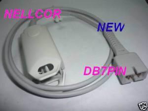 nellcor spo2 sensor adult fingerclip probe 0 9m oxi ds100
