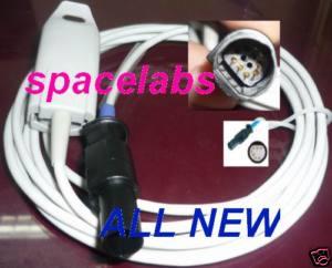 spacelabs spo2 sensor 015 0130 00 round 7pin adult 3m