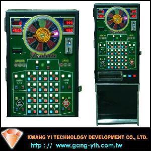 roulette machine ky r176 r178 r183