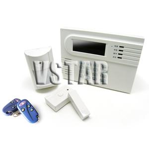 wireless burglar alarm