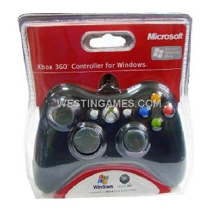 wired controller joypad microsoft xbox 360