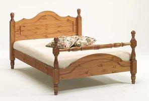 java bed queen king teak mahogany wooden indoor furniture