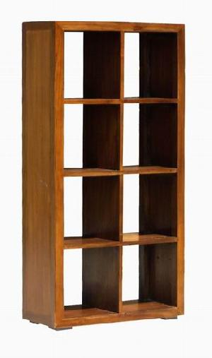room cabinet devider tall teak mahogany wooden indoor furniture java indonesia