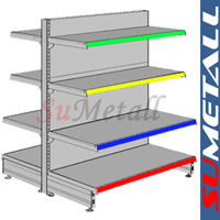 shop shelving supplier