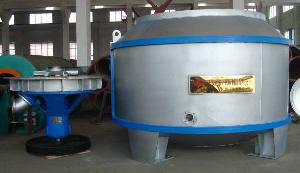 hydrapulper thing stock preparation refiner washer thickener cutting machine