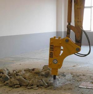 excavator breaker hammer rock martillo hidraulico attachment spare