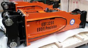 excavator hammer breaker hydraulic rock backhoe loader demolition tool