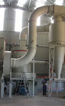 pressure suspension mill