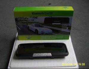 bluetooth car kit handsfree rearview mirror mhf83 b