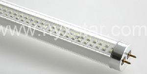t8 tube light smd chips 2 row lighting
