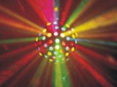 rgb crtytal stage light led disco