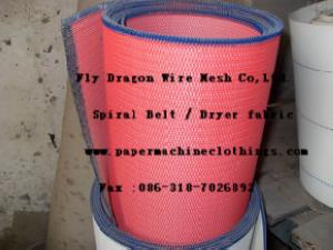 dryer woven fabric