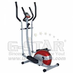 magnetic elliptical trainer