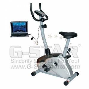 magnetic game bike