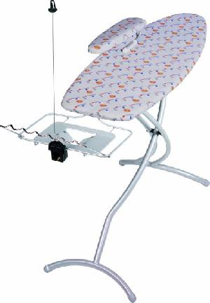 home appliances ironing board clothes dry hanger metal ladder