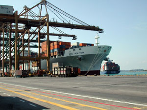 ocean air freight finland helsinki door exworks charges