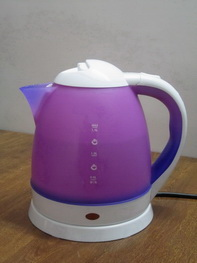 electric kettle changing housing concealed heating element