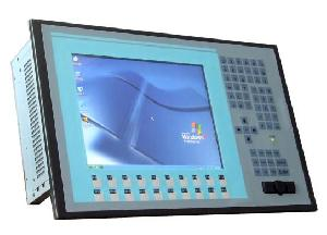 industrial panel pc membrane coverd keyboard surface anti dust pollution shock