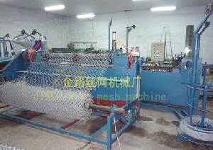 dimond wire mesh machine