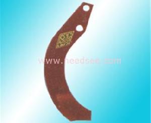 rotary tiller blade