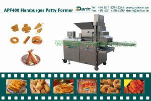 burger machinery